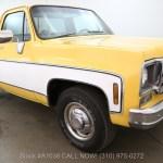 1977 Chevrolet C20 Silverado Camper Special 3 4 Ton Beverly Hills Car Club