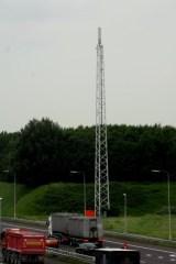 Gsm-mast zijde Beverwaard