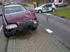 Beverwaardseweg ongeval