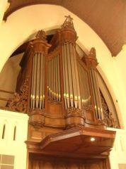 Orgel Adriaen Janszkerk, Oud IJsselmonde