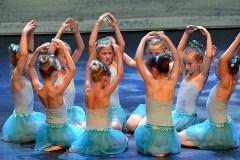 Kinderballet Coppelia - Balletstudio Violetta