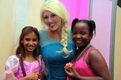 Op de foto met Elsa