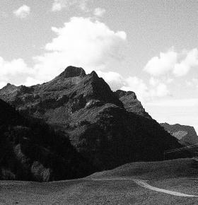 Tobel, Sulz und hohe Berge