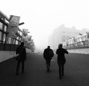 London Calling - Part III - Victoria Concordia Crescit