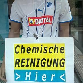 Keiner wird es wagen: TSG 0 - Eintracht 4