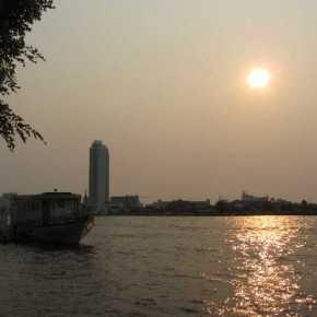 Logbuch Thailand - Ankunft in Bangkok