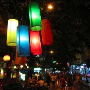 Logbuch Thailand - Orte. Unorte.