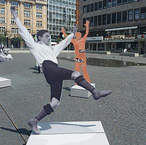 """""""Zwischen Erfolg und Verfolgung"""" - Eine Ausstellung in Frankfurt"""