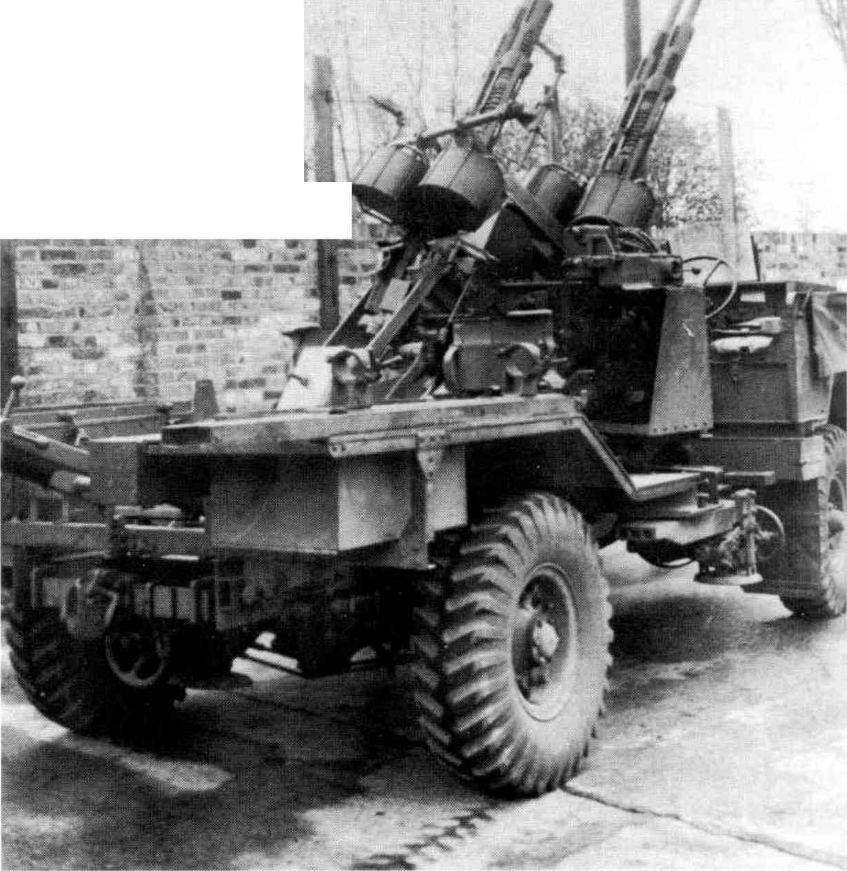 20mm Gun Cannon Machine