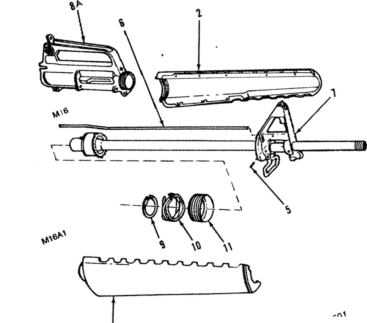 Ar 15 Sear Diagram