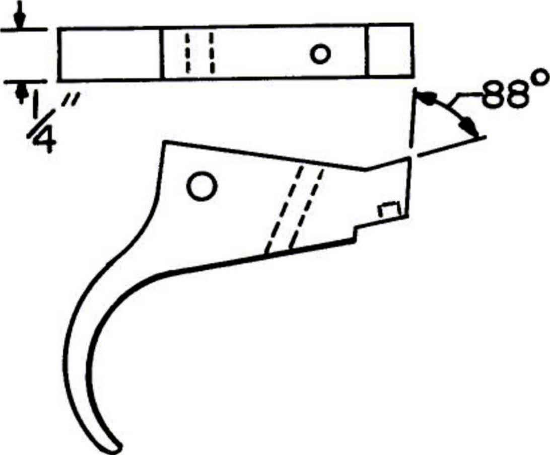 Falling Block Rifle Plans