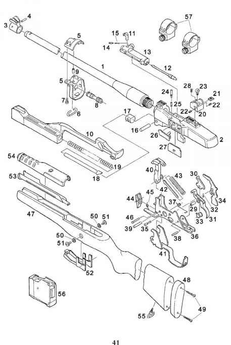 Ruger Mark Iii Exploded View Ruger Mark Iii Autoloading