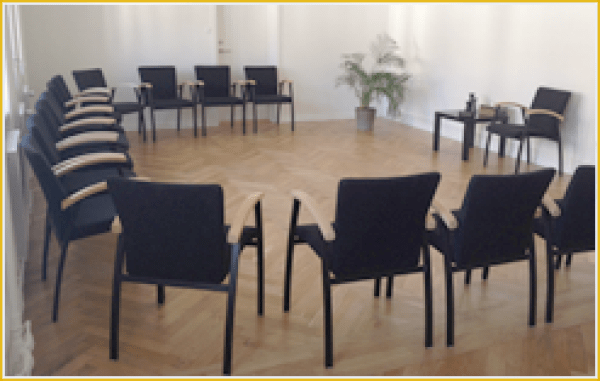 Kursus for kvinder - kvindegruppe - lokaler