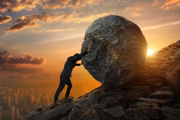 Viljestyrke - selvkontrol - selvdisciplin skaber lykke