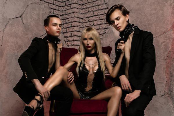 Erotiske fantasier om BDSM