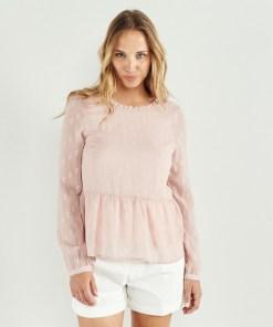 blouse elaura rose artlove