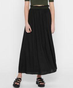 Jupe longue noire Only.