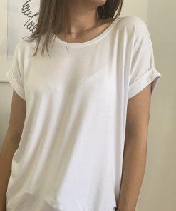 Tshirt blanc ONLY