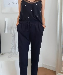 pantalon noir Nova ONLY