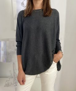 Pull Alona gris ONLY