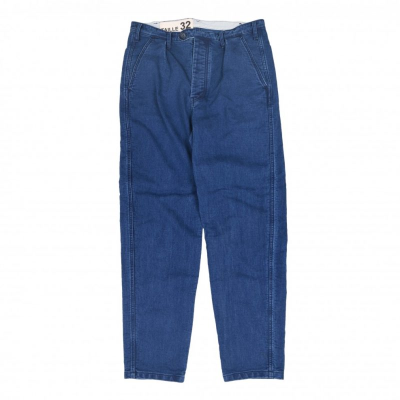 « Pantalon Suédois » en jean
