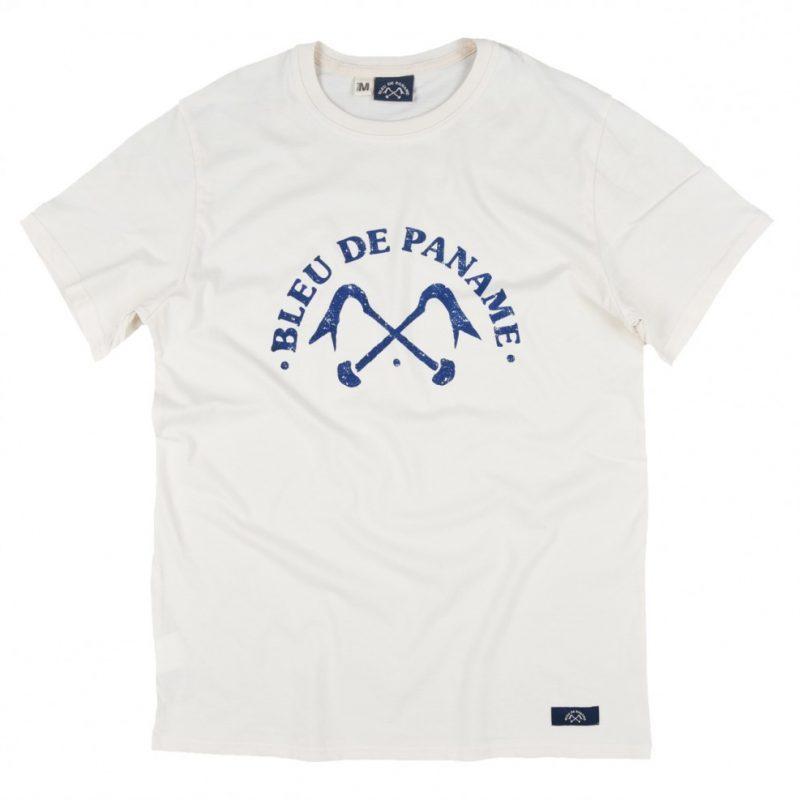 Tee-Shirt Bleu de Paname