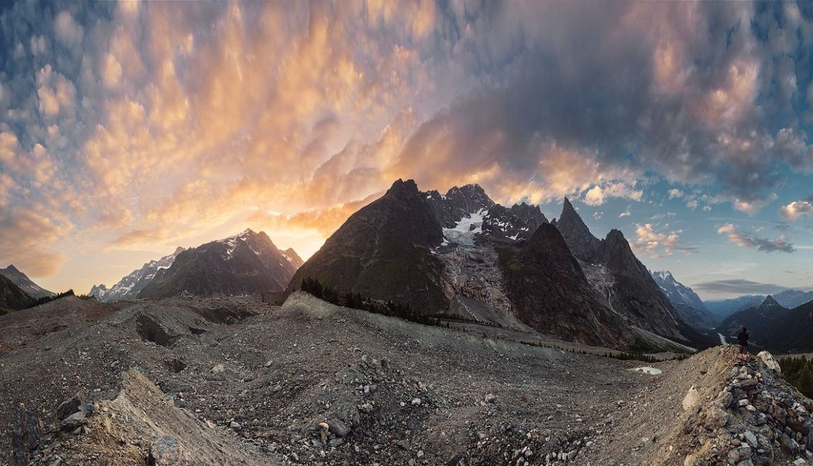 sommet alpes