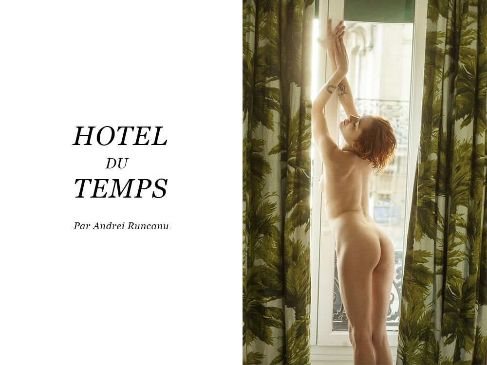 hotel du temps cover