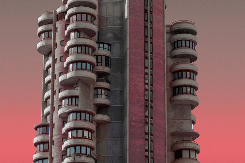 """Al Mefer, série """"Alien Architecture"""""""