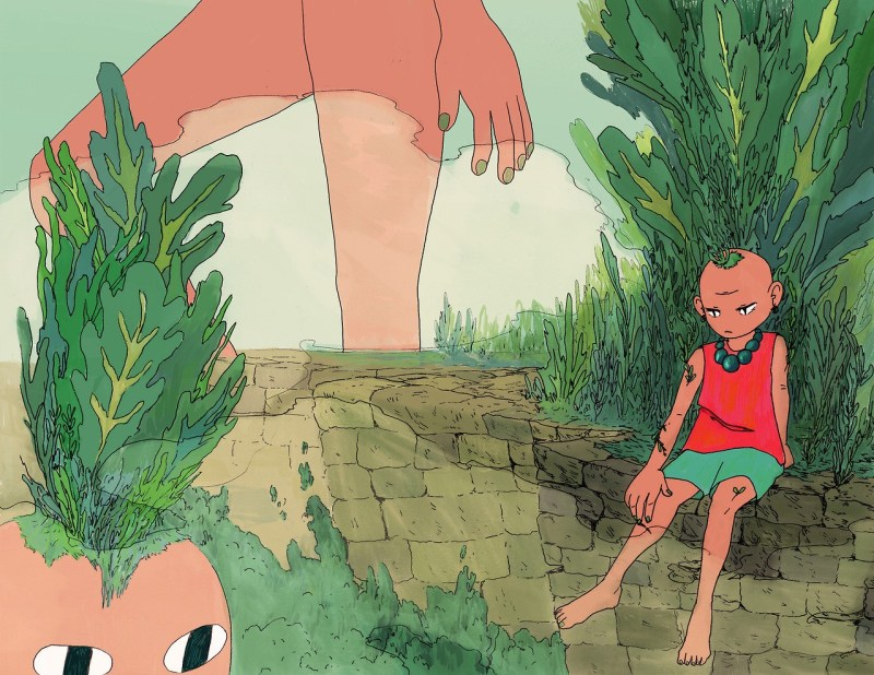 Les créatures imaginaires de Catherine Song, inspirées du Japon et de ses films d'animation
