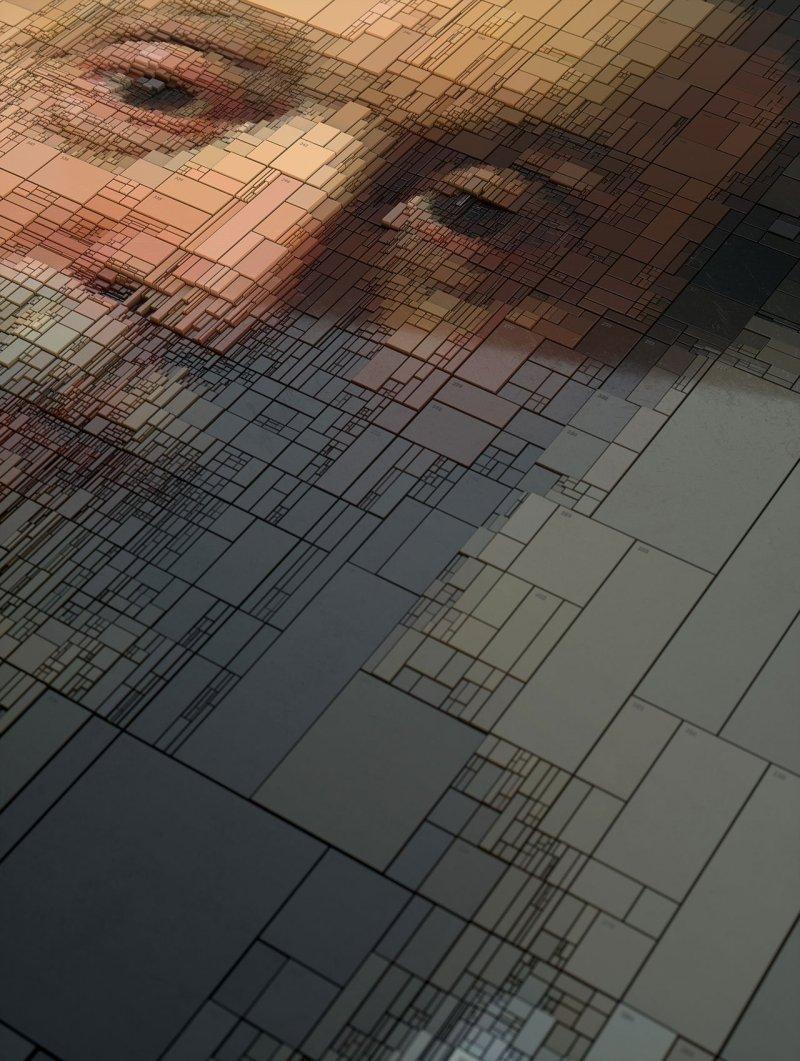 Dimitris Ladopoulos - Portrait numérique