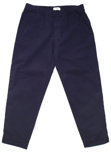 Assembly Drawcord Pants - Navy Folk Clothing