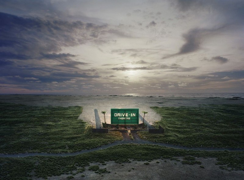 Thomas Wrede Drive-in Theater