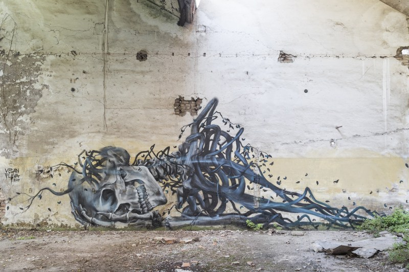 art de rue wastelands jonk