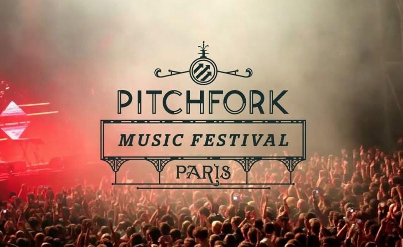 flyer du Pitchfork Festival