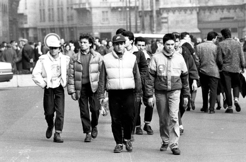doudoune année 1980