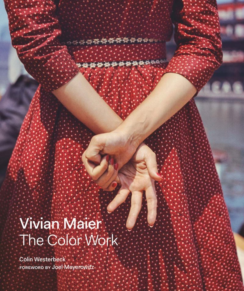 viviane maier the color work