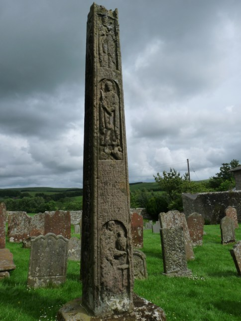 Bewcastle Cross - W face