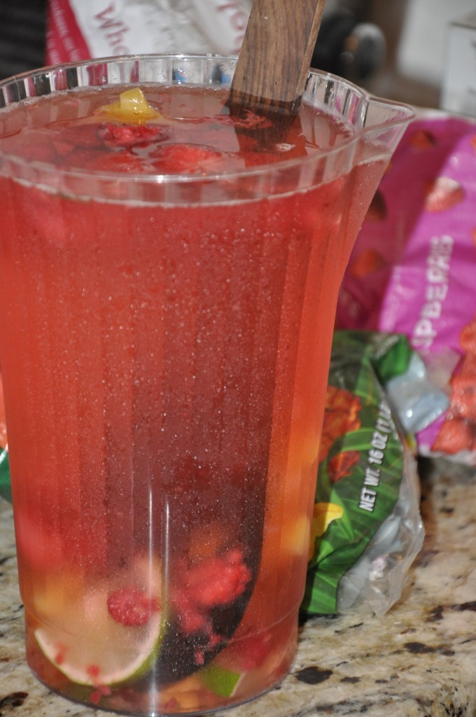 Healthy Kool Aid Fruit Punch Be Well With Arielle