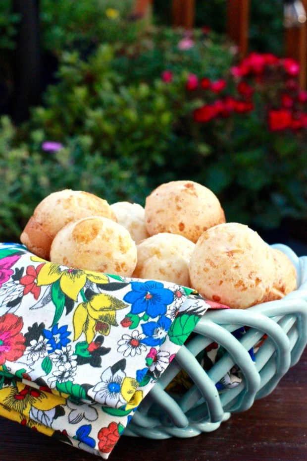 Quick Brazilian Cheese Bread | Recipe by Be What We Love blog