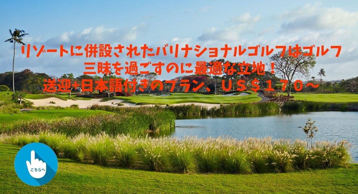 バリナショナルゴルフクラブ