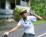 自転車、バリサイクリング、Bewishサイクリングツアー