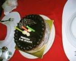 記念日ケーキ、Bewishボロブドゥールツアー