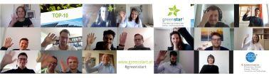 greenstart Wettbewerb: Fotos der TOP-10 als Collage
