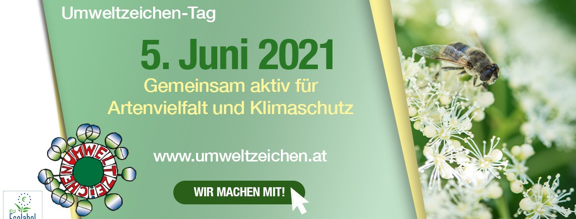 Umweltzeichen-Tag 2021