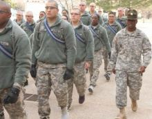 Low Recruit Discipline Prompts Army to Redesign Basic Training
