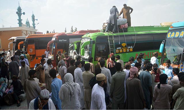 Photo of Balcohistan govt conditionally allows resumption of public transport