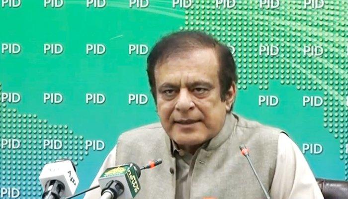 Photo of Minus one formulation brainchild of corrupt political forces to destabilize govt: Shibli