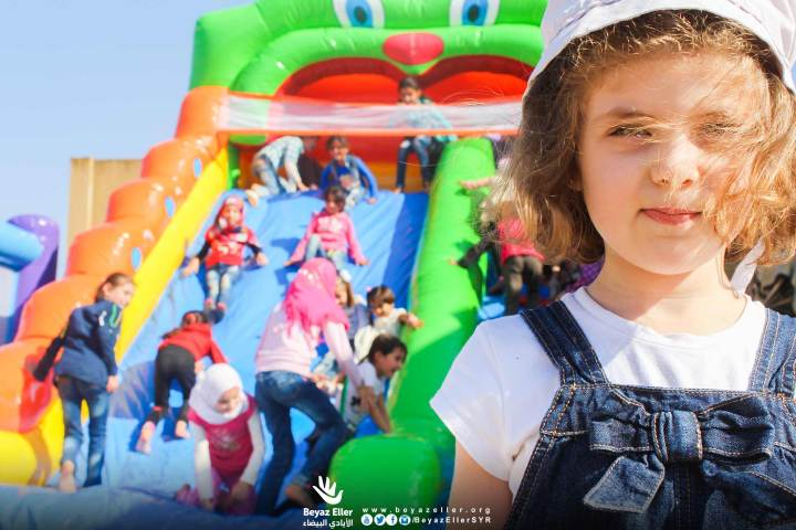 Activities for Syrian Children