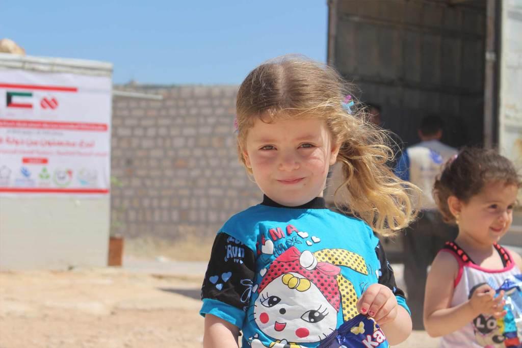 مشروع إغاثة المهجرين